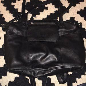 Lily Jade Madeline Bag black diaper bag backpack
